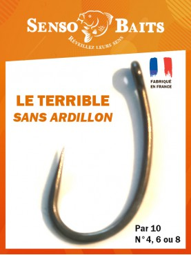 Le Terrible Sans Ardillons